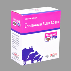 Enrofloxacin Bolus