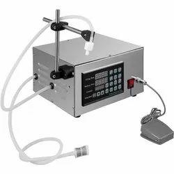 Liquid Base sanitizer filling machine