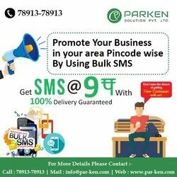 Bulk SMS Service, Messages Per Day: >150 Messages, Character Limit: >160 Characters