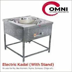 Ss Omni Electric Stand Kadai