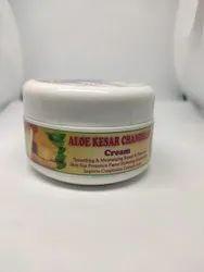 Herbal Base Aloe Keshar Chandan Cream