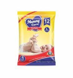 Baby Diaper Medium Size