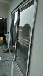 Transparent 10mm Toughened Glass Window, For Home