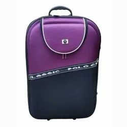 Polyester Trolley bag with Pocket, Number Of Wheel: 2