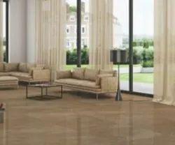Glossy Rectangular Simpolo Inicio Design Ceramic Floor Tile, Size: 72 X 48 Inch, Thickness: 10 mm