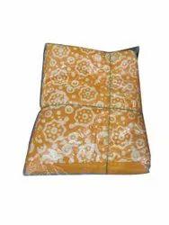 Vishnu Textile Casual Wear Ladies Yellow Cotton Suit Fabric
