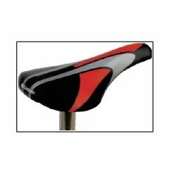 SD-432 Saddle BMX With Rexine Top & Plastic Base, Size: 225 X 135 Mm