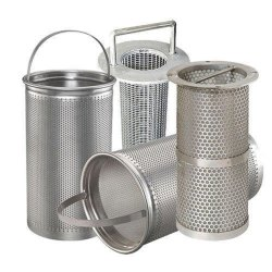 Steel Filter Strainer