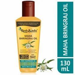 Keshbindu Pure Maha Bhringraj (coldpressed) Hair Oil  (130 Ml)