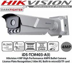 hikvision Number Plate Reader Camera