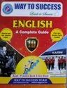Paper Book Way To Success English 10th Std Guide