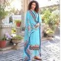 Digital Print Unstitched Suit Salwar