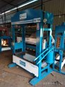 OMKAR Make Hand Operated Hydraulic Press Machine - 5 Ton