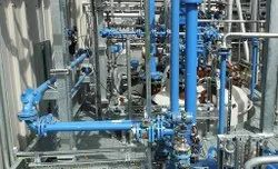 2 inch Raw Water Intake Piping Systems Services