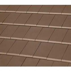Tejas Borja Flat 10 Cholocate Roof Tiles