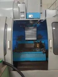 Used And Old Make You Ji CNC Vertical Machine Center Year 1998