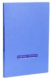 Achiever Portfolio 20 Leaf B4 Size(DB513)