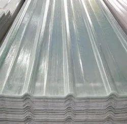 FRP Transparent Roofing Sheet