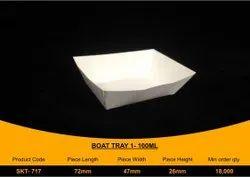 Boat Tray 100 ml