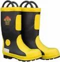 Harvik Fire Fighter Safety Boot