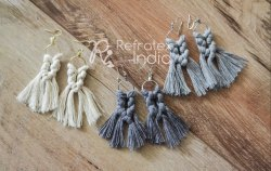 2021 Latest Handmade Macrame Jewellery