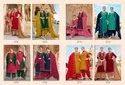 Kessi Fabrics Panetar By Patiyala Jam Silk with Embroidery Work Dress Material Catalog