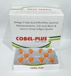 COBEL PLUS SOFTGEL CAPSULES