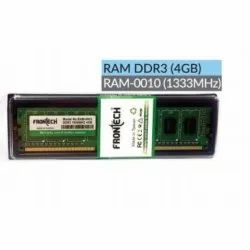 Frontech 4GB DDR3 RAM, Model Name/Number: RAM-0010