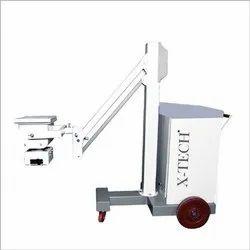 Generator Capacity: 300 mA Machine Type: Portable (Mobile) X TECH X RAY Machine