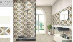 Sunwell Ceramic Mosaic 300 x 450 mm Bathroom Tile