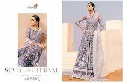Saniya Trendz Ladies Designer Dress Material