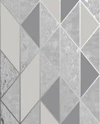 Modern Geometric Wallpaper