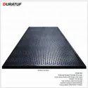 Black Cow Rubber Mat Heavy-Weight Diamond