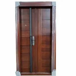 Standard Brown PTR 20 SS Door, For Home, Thickness: 70mm