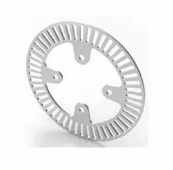 Cast Iron Brake Disc, Packaging Type: Box