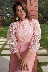 Handloom Bazaar Top Bottom Ladies Dress, Size: 28 To 36