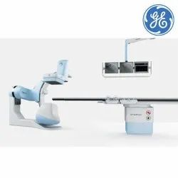 GE Healthcare Optima IGS 330 For Interventional Radiology System Cath Lab