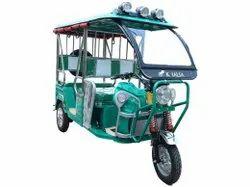KhalsaEV Khalsa Plus SS Passenger E Rickshaw, Vehicle Capacity: 4+1 Seater