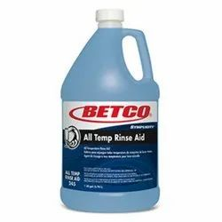 Kitchen Cleaning Chemical - All Temp Rinse Aid