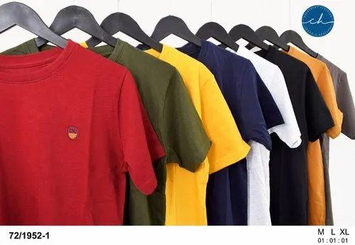 Mens Basic T Shirts
