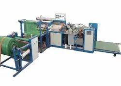 Woven Fabric Cutting andStitching Machine