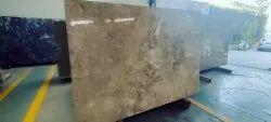 亚太抛光卡布奇诺米色大理石,用于地板,厚度:18毫米