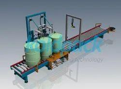 Automatic Barrel Filling Machine