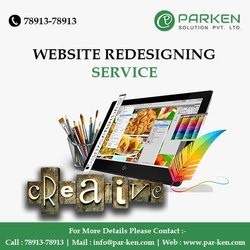 PHP/JavaScript Website Redesigning Service