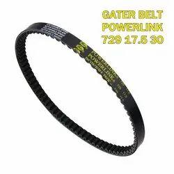 Black Rubber Gates Automotive Belts, For Scooter Belt