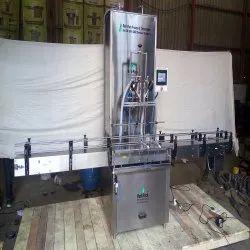 Automatic Mustard Oil Filling Machine