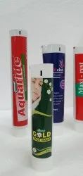 Face Wash Packaging Tube