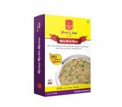 Heat And Eat Malai Methi Matar