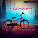 Amazon Kids BMX Series 16x1.75 (Pink) / Children Bicycle / Baby Bicycle