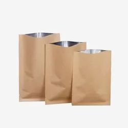 Three Sided Seal Pouch